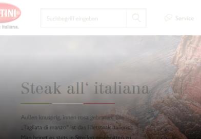 Gustini italienische Feinkost Online-Shop