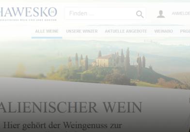 Hawesko - Wein und Spirituosen Online Shop
