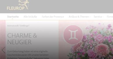 Blumenversand Fleurop AG